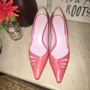 Fun Coral Pumps
